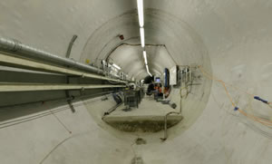 Grimsel Test Site, underground research and development URL, Switzerland
