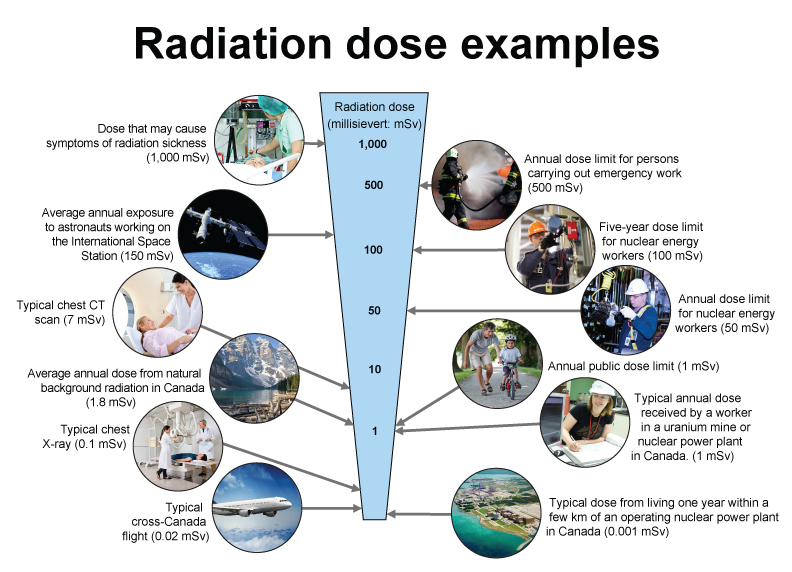 Maximum radiation dose for breast cancer